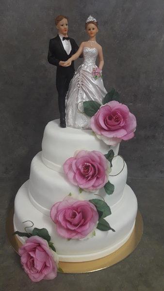 lesgourmandisesdekevin-pateasucre-mariage-weddingcake-blanc